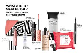 what 39 s in your makeup bag sally le