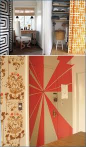 painted closet door ideas. Painted Wardrobe Ideas Door Geometric Doors Closet These