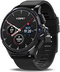 KOSPET Prime 4G LTE Smartwatch,3GB RAM+32GB ... - Amazon.com