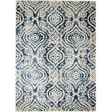 royal trellis cream blue area rug and light rugs
