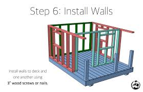 diy playhouse plans step 6