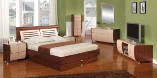 Lacquer Bedroom Furniture Modern Lacquer Platform Bed