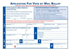 How To Make Ballots On Microsoft Word N J Lawmakers Left 172 000 Voters Off A Permanent Absentee