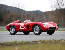This model, targeted at clients looking for uncompromising performance in a luxury car, was presented at the 1964 geneva motor show. Ferrari 500 Tr Expected To Make 2 1 Million At Gooding Hemmings