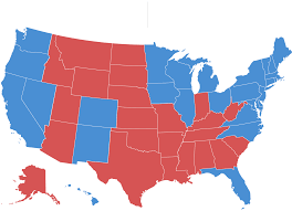 the electoral map looks challenging for trump the new york times Final Election Results Map if today's general election polling holds true, hillary clinton will easily defeat donald trump final election results map 2016