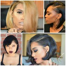 Black Bob Hair Style Bob Hairstyle For Black Women For 2017 Haircuts And Hairstyles 2568 by stevesalt.us