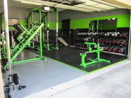 the garage gym in all its glory ideas63