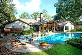 pool patio decorating ideas. Fascinating Backyard Patio With Pool Ideas Outdoor Decorating  Pool Patio Decorating Ideas N
