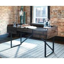 industrial style home office. industrial home office desk cool rustic furniture style