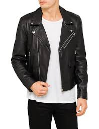 ps by paul smith leather biker jacket 1 469