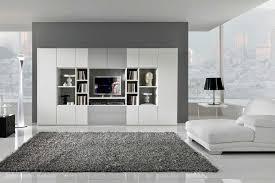 White Living Room Design Black And White Interior Design For Stunning Home Magruderhouse