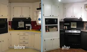 This is exactly the kind of remodels I appreciate the most. Low budget and  high creativity allows you to really customize the home and use ingenious  ideas ...
