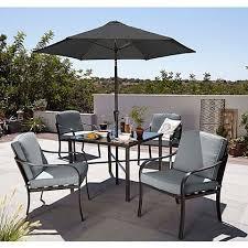 haversham 6 piece classic patio set