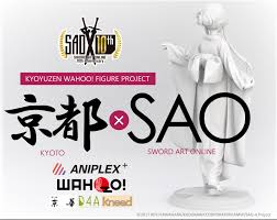 Otaku Design Sao 10th Anniversary Project Kyoto X Sao Figure Part 1