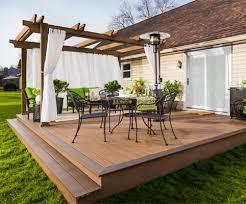 Wood patio ideas Entertaining Backyard Wood Patio Ideas Gorgeous Deck Simple Decorating With Turismoestrategicoco Backyard Wood Patio Ideas Gorgeous Deck Simple Decorating With