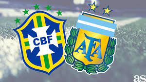 Brazil vs Argentina: how and where to watch: times, TV, online - AS.com