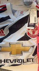 Man united s new third kit compared to zebras as david beckham s picture goes viral republic tv english dailyhunt. Man Utd 2020 21 Third Kit Leaked With Zebra Print Design As Fans Joke It S Black And White To Bring Back Ronaldo