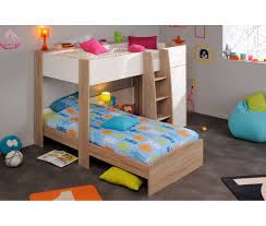 Magellan Bunk Twin Over Twin Bed (2 Mattresses included)