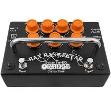 <b>Orange</b> Bax Bangeetar Black « <b>Педаль эффектов</b> для ...
