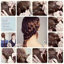 hairstyle summer 2017 easy side dutch braid tutorail braided side dutch diy
