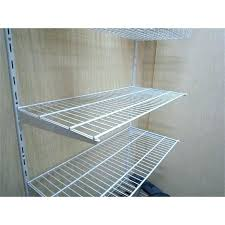 wire wall shelving wire wall shelving find handy shelf x white wire shelf at warehouse visit your