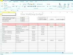 Budget Sheet In Excel Bi Weekly Monthly Budget Spreadsheet Excel Budget Spreadsheet