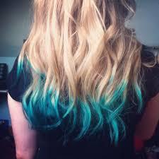 Peacock Semi Permanent Hair Dye