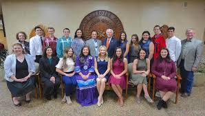Tribal Youth Council sworn into office | News | tahlequahdailypress.com