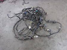 f350 wiring harness 2004 ford f250 f350 lariat crew cab cab wiring harness doors 4c3t14a005 oem