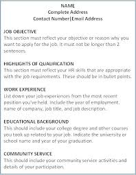 How To List Your Skills On A Resume Personal Skills Examples For