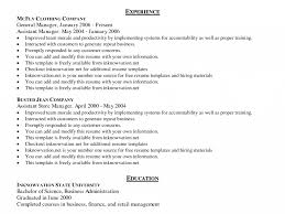 Cv Resume Example 8 Free Examples Templates Creative Downloadable 9