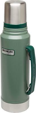 Amazon.com: Stanley Classic Vacuum Bottle 1.1QT Hammertone ...