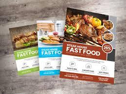 Flyer Design Food Food Restaurant Flyer Design V1 By Miyaji75 Graphicriver