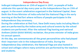 day essay  independence day 14 essay speeches