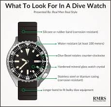 man s guide to dive watches how to buy the right diver s watch what to look for in a dive watch