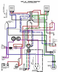 boat motor wiring diagram wiring diagrams best boat motor wiring harness wiring diagram data boat motor tilt trim wiring diagram 7 4 marine
