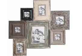 multiple picture frames wood. Distressed Wood Photo Collage Frame Multiple Picture Frames