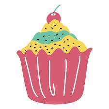 Dessert Cupcake Sweet Food Transparent Png Svg Vector