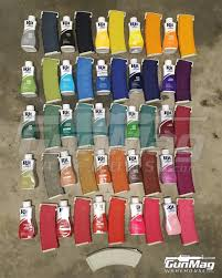 Tie Dye Color Chart Dyeing Your Sand Pmag From Magpul With Rit Dye Colors The