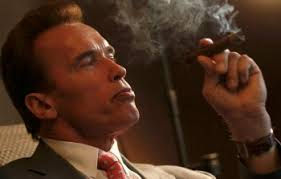 Image result for schwarzenegger oil