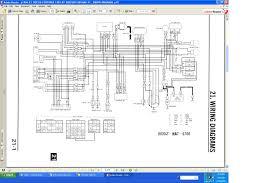 honda foreman wiring diagram honda wiring diagrams