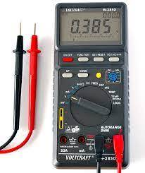 how to test for a bad capacitor using a