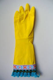 Small Picture Designer Garden Gloves As seen in Better Homes and by katgallery