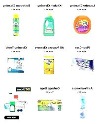School Supplies List Template Basic Cleaning Supply List Planista Co