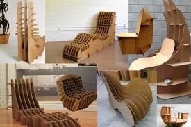 how to make cardboard furniture. Cardboard Furniture: Furnishings Of Chaudhary Design Now We Want To Talk About Another Reality That Speaks Italian And Called Design. How Make Furniture