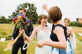A Colourful Country House Wedding In September Love My Dress Uk