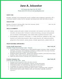 Resume Templates Rn Cool Homey Ideas Nursing Student Resume Template 48 Objective Exa New