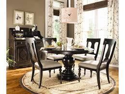 Paula Deen Living Room Furniture Paula Deen By Universal Paula Deen Home Round Pedestal Table