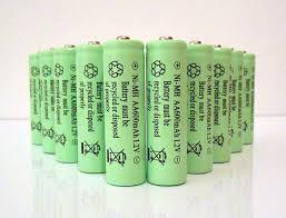 Rechargeable BatteriesSolar Light Batteries Aa