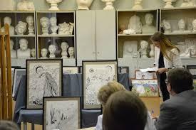 Дипломная работа Детская художественная школа Пушкино Защита дипломных работ 2016